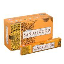 Betisoare parfumate Sandalwood - Lemn de santal