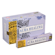 Betisoare parfumate Aura Healing