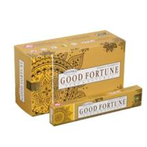 Betisoare parfumate Good Fortune - sofran si mosc