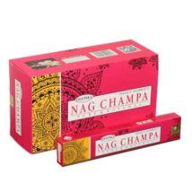 Betisoare parfumate Nag Champa Deepika (plumeria)