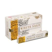 Betisoare parfumate White Sage - Salvie alba