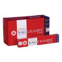 Betisoare parfumate Golden Nag Champa Agarbatti