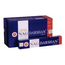 Betisoare parfumate Golden Nag Darshan Agarbatti