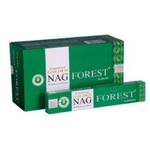 Betisoare parfumate Golden Nag Forest Agarbatti