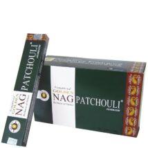 Betisoare parfumate Golden Nag Patchouli Agarbatti