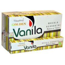 Betisoare parfumate Golden Vanilla
