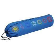 Husa saltea yoga Chakra Albastru - Yogistar - pentru saltele de 72 cm latime
