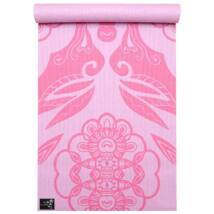 Saltea Yoga Basic - Art Collection - Etnic Rose - Yogistar - 183x61x0.4cm