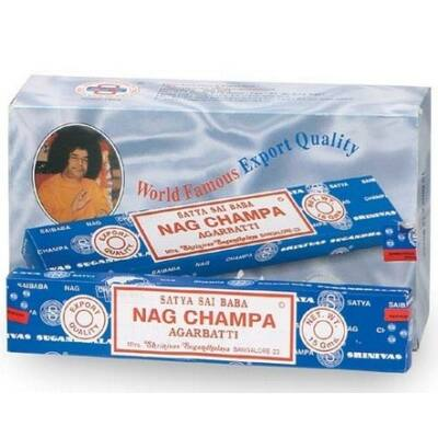 Betisoare parfumate Nag Champa