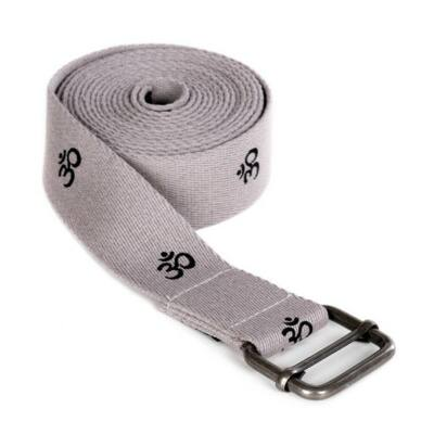 Curea Yoga OM Gri - 300x4cm