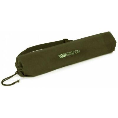 Husa Saltea Yoga Basic Bumbac Oliv  - pentru saltele de 61 cm latime