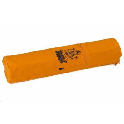 Husa Saltea Yoga Basic Lakshmi Galbena - pentru saltele de 65 cm latime