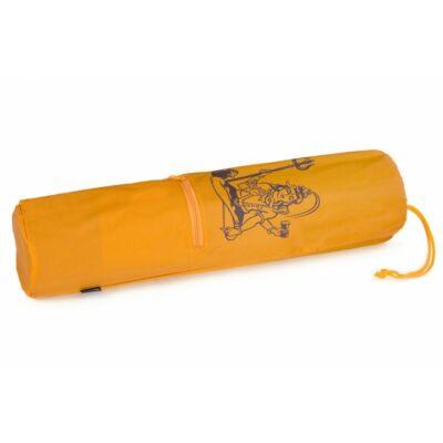 Husa Saltea Yoga Basic Shiva Galbena - pentru saltele de 65 cm latime