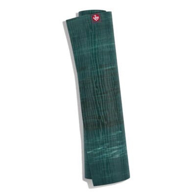 Saltea Yoga - Manduka eKOLite Yoga Mat - Deep Forest Marbled - 180x61x0.4cm