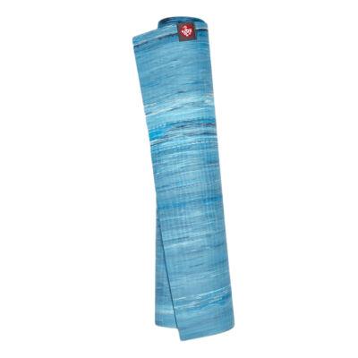 Saltea Yoga - Manduka eKOLite Yoga Mat - Dresden Blue Marbled - 180x61x0.4cm
