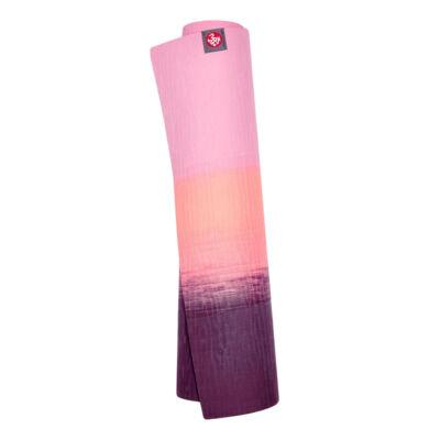 Saltea Yoga - Manduka eKOLite Yoga Mat - Fuchsia Striped - 180x61x0.4cm