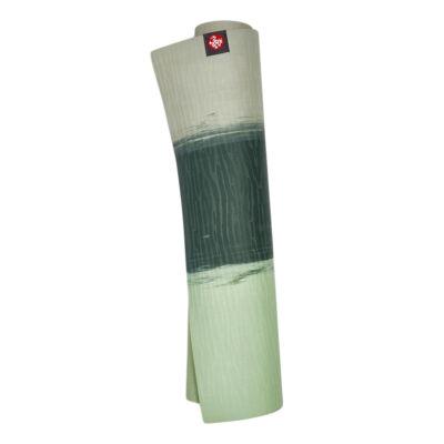 Saltea Yoga - Manduka eKOLite Yoga Mat - Green Ash Stripe - 180x61x0.4cm