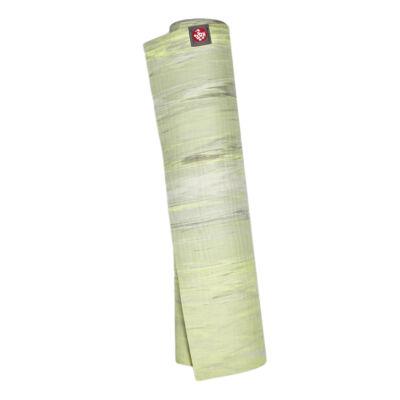 Saltea Yoga - Manduka eKOLite Yoga Mat - Limelight Marbled - 180x61x0.4cm