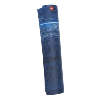 Saltea Yoga - Manduka eKoLite Yoga Mat - Dark Sapphire Marbled - 180x61x0.4cm