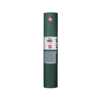 Saltea Yoga - Manduka Pro Yoga Mat - Black Sage - 180x61x0.6cm