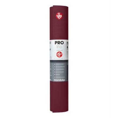 Saltea Yoga - Manduka ProLite - Bordo Verve red - 180x61x0.5cm