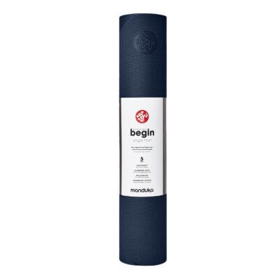 Saltea Yoga - Manduka - Begin - Navy - 172x61x0.5 cm