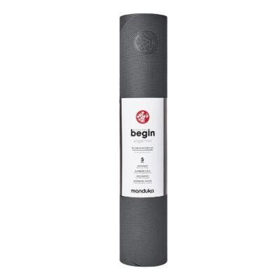 Saltea Yoga - Manduka - Begin - Steel Grey - 172x61x0.5 cm