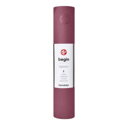 Saltea Yoga - Manduka - Basic - Rose - 172x61x0.5 cm