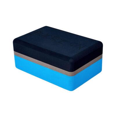 Caramida Yoga Manduka - Albastru - 10x15x23cm