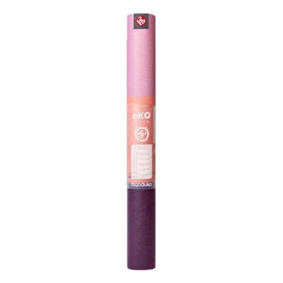 Saltea Yoga - Manduka - Eko® Superlite Yoga Mat - Fuchsia Stripe - 180x61x0.15 cm