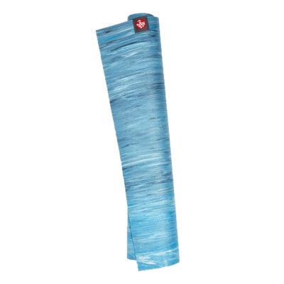 Saltea Yoga - Manduka - Eko® Superlite Yoga Mat - Dresden Blue Marbled - 180x61x0.15 cm