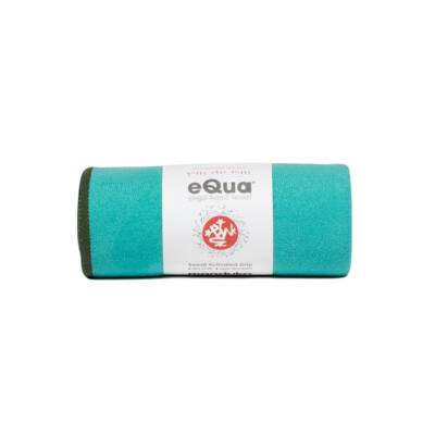 Prosop Yoga Manduka equa® - Tasmanian Blue -  41cmx67cm