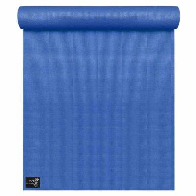Saltea Yoga Basic Albastru Roial - Yogistar - 183x61x0.4cm