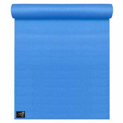 Saltea Yoga Basic Albastru Oceanic - Yogistar - 183x61x0.4cm