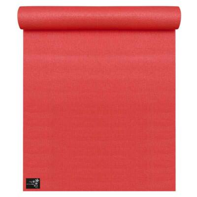 Saltea Yoga Basic Rosu - Yogistar - 183x61x0.4cm