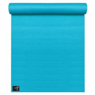 Saltea Yoga Basic Turquoise - Yogistar - 183x61x0.4cm
