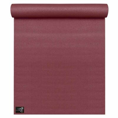 Saltea Yoga Basic Bordeaux - Yogistar - 183x61x0.4cm