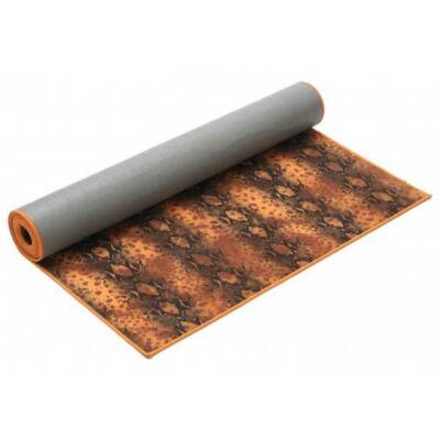 Saltea Yoga Hot - Anaconda Print - Yogistar - 18 cm x 61 cm x 1.5 mm