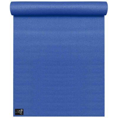 Saltea Yoga Plus Albastru - Yogistar - 195x61x0.5cm