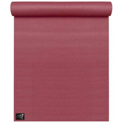 Saltea Yoga Plus Bordeaux - Yogistar - 195x61x0.5cm