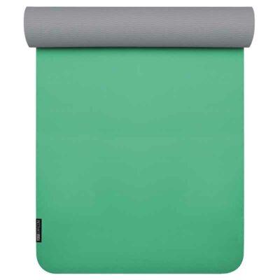 Saltea yoga Pro verde - Yogistar - 183x61x0.5cm