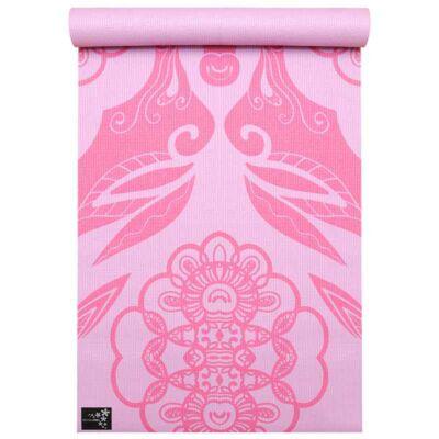 Saltea Yoga Basic - Art Collection - Etnic Rose - Yogistar - 183x61x0.4cm