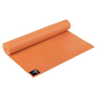 Saltea Yoga Copii Orange - Yogistar - 152x51x0.4cm