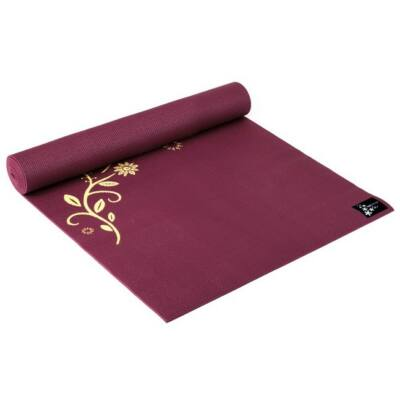 Saltea Yoga Indian Flower - Yogistar - 183x61x0.4cm