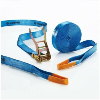 Set Slackline Basic - 50 mm, 15 m