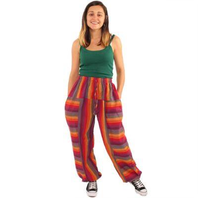 Pantaloni yoga tip salvari - Fire