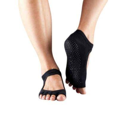 Sosete Yoga Antiderapante cu degete decupate - Bella