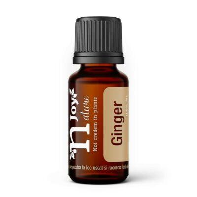 Ulei Esential Ghimbir - 15 ml