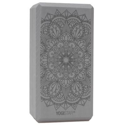 Caramida Yoga Lotus Mandala - Yogistar - 22.6x11x7.4 cm